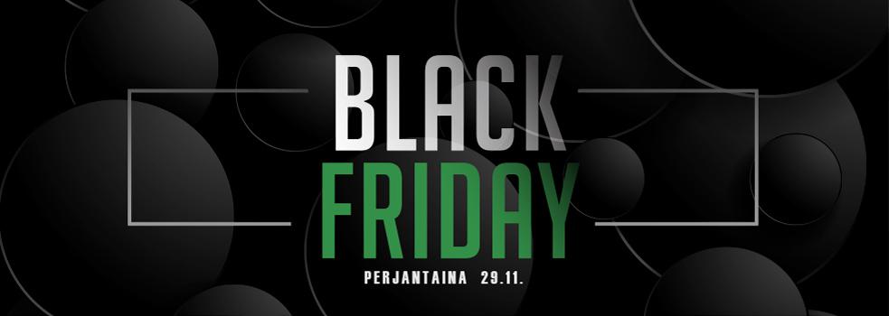 Uittokalusto Black Friday