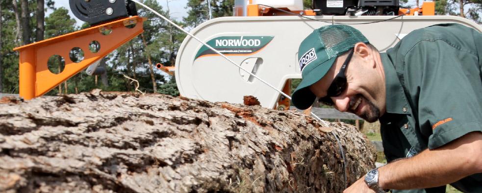 Norwood sahalaitokset