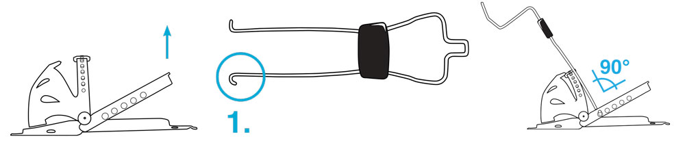 Finngrip Easy asennusohjeet